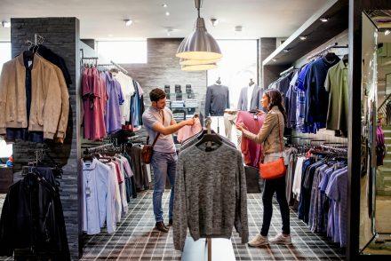 ascensão de roupas inteligentes